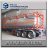 40FT T50 45cbm ASME GPL Tank Container