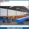 Máquina de alumínio da extrusão do projeto novo em tabelas do perfil/no sistema de manipulação refrigerando