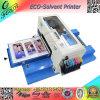 A4 Small Size Eco Solvente Ink Machine Mini Flatbed Printer para telefone Pen Pen USB USB Machine
