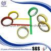 cinta adhesiva adhesiva impresa oferta de papel de la temperatura de la base de 76m m