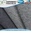 Algodón del azul de añil de la tela cruzada que hace punto la tela hecha punto del dril de algodón para la ropa