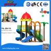 La série de Chambre d'arbre badine la cour de jeu extérieure en plastique d'attractions préférées