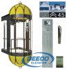 Tipo elevador de la cápsula de la observación de la elevación