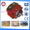 Motor de ar da aleta do uso da mina