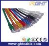 cuerda de corrección de Al-Magnesio RJ45 UTP Cat5 de los 30m/cable de la corrección