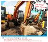 Excavador usado Japón de Hitachi Ex120-5 hecho