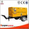 2017 Kanpor más nuevo diseño de generadores fácil Movido remolque Diesel grupo electrógeno Desarrollado por Weichai Ricardo