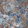 Tessuto di seta 100% di prezzi del poliestere della stampa poco costosa di Digitahi (XF-0076)