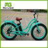 Erwachsene/Lithium-Batterie-Strand-Kreuzer-elektrisches Fahrrad der Mädchen-15A