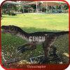 Dinosaurio feroz del dinosaurio de Animatronic de la alta calidad