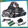 Hoher heller CREE T6 LED nachladbarer LED Scheinwerfer