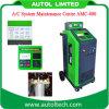 Польностью автоматическая машина кондиционирования воздуха автомобиля оборудования чистки обслуживания кондиционирования воздуха 2016 Amc-800