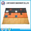 Tegel van het Dak van het Metaal van de Materialen van het Dakwerk van de dakspaan de ModelSteen Met een laag bedekte