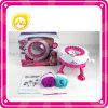Kinder, die Spielzeug mit Wolle-Zeile Strickmaschine-Weber erlernen