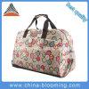 Мешок викэнда багажа Duffle печати цветка перемещения девушок