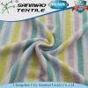 赤ん坊の衣類のためのヤーンによって染められる縞のテリー布ファブリック