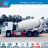 Sinotruk HOWO 10 Wiel 5cbm 10cbm de Vrachtwagen van de Concrete Mixer