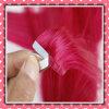 Plutônio dobro Hair Skin Weft Silky 14inch de Drawn Remy Hair