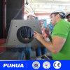 Máquina de anzuelo de la limpieza de la voladura de arena de la máquina del chorreo con granalla Q37