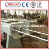 Linea di produzione della conduttura del PVC del doppio filo/espulsore di plastica