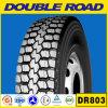 La doppia strada all'ingrosso gomma le gomme radiali 13r22.5 Dr825 del carrello di golf dei pneumatici del pneumatico TBR del camion 12r22.5
