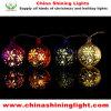 크리스마스 나무 Windows 훈장 LED 빛