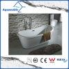 新式の長円のアクリルの支えがない浴槽(AB6903)
