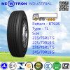 강철과 트레일러 바퀴 225/70r19.5를 위한 광선 트럭 타이어