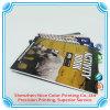 Stampa variopinta del taccuino del grippaggio a spirale di servizio di stampa dello scomparto del libro di Hardcover