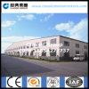 Costes prefabricados del almacén de la construcción de la estructura del metal