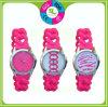 Form-neue Silikon-Quarz-Marken-Uhren/Silikon-Gelee-Uhr