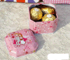De leuke Doos van de Gift van /Tin Weddy Box/Tin van de Doos van het Tin