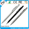 Penne di Ballpoint dell'acciaio inossidabile 2 in 1 penna dello stilo per lo schermo di tocco