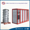 Macchina di rivestimento di PVD per la decorazione del tubo dell'acciaio inossidabile