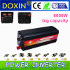 6000W Max Power LED Digital Display 12V DC에 110V 120V AC Heavy Power Inverter