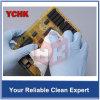 ポリエステル線維のきれいな布のさまざまな精密機械装置の帯電防止ワイプ
