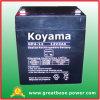 Bom AGM Battery de Quality Sealed Maintenance Free para Alarm System 12V 4ah