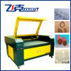 CO2 Leather Cutting와 Engraving Machine