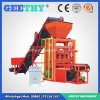 Tijolo oco concreto de Qtj4-26c que faz a máquina de fatura de tijolo da maquinaria