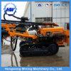 Gleisketten-pneumatisches Bohrgerät-hydraulisches Dieselenergien-Hardrock-Bohrgerät