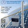 bomba de agua solar del receptor de papel profundo 6sp17/30 416L