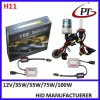 自動Parts 12V 35W H1 H3 H7 H8 H9 H10 H11 9005 9006 Car HID Xenon Light Kit