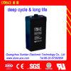 Cycle profundo Battery 2V 200ah Solar Battery