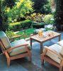 Tableau de jardin et chaise de jardin en bois (SC-L933)