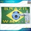 Drapeau du Brésil du football (NF01F03095)