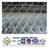 Плетение провода /Livestock ячеистой сети Galvanized/PVC покрытое шестиугольное