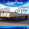De nieuwe Semi Aanhangwagen van de Zijgevel van het Vervoer van het Voedsel van de Lading voor Verkoop