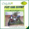Брезент садовничая заводов заплаты кровати сада листа Potting PE Onlylife