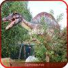 Dinossauro mecânico de Animatronic da alta qualidade ao ar livre do campo de jogos