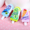 Popsicle Shaped Rubber Eraser para Kids Gift